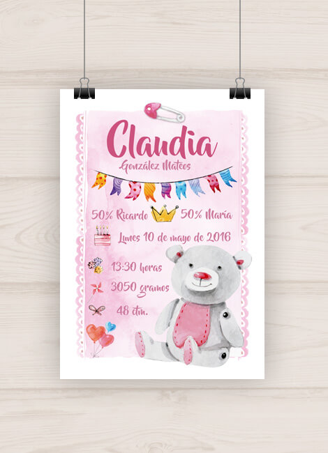laminas-nacimiento-cuadro-infantil-bebe-acuarela-nina1