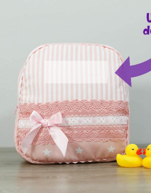 mochila-infantil-personalizada-rayas-rosa-4