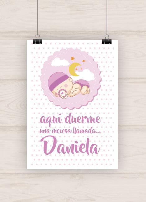 lamina-bebe-infantil-decoracion-cuadro-mocoso-nina1