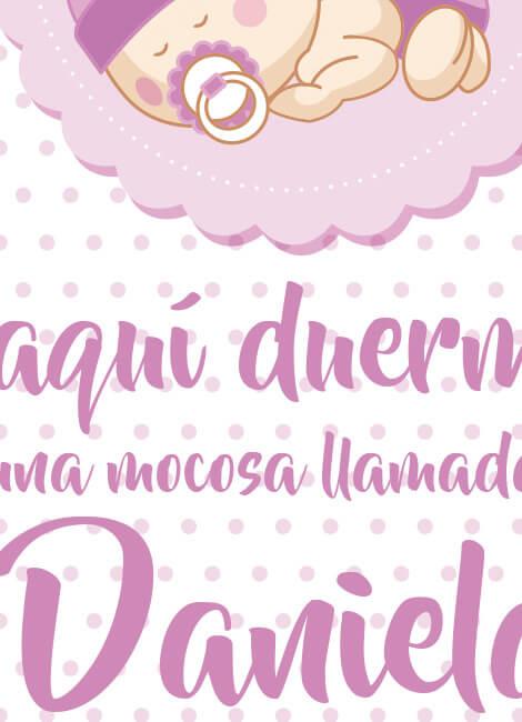 lamina-bebe-infantil-decoracion-cuadro-mocoso-nina2