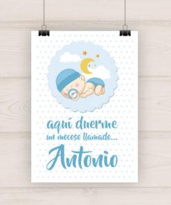 lamina-bebe-infantil-decoracion-cuadro-mocoso-nino1