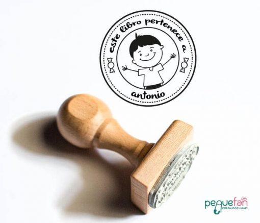 sellos-libros-infantiles-nino