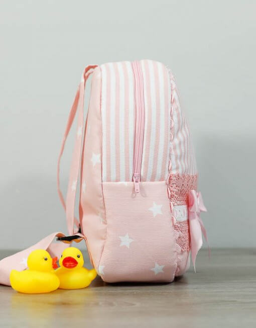 mochila-infantil-personalizada-rayas-rosa-6