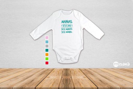 body-niño-niña-regalo-mama-papa-original