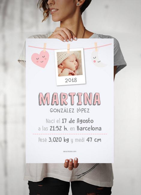 lámina-personalizada-datos-nacimiento-fotografía