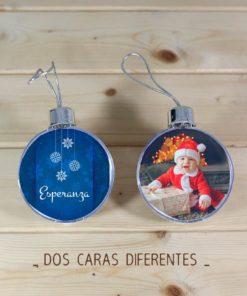 bola-navidad-personalizada-estrella-azul